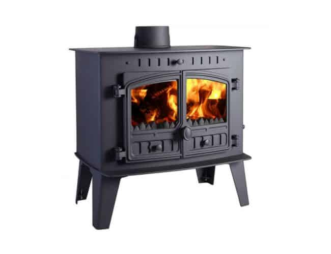 Hunter Inglenook Stove
