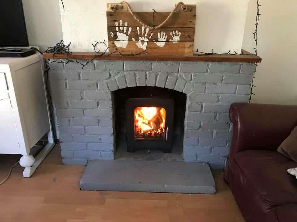 Saltfire St2 multifuel stove